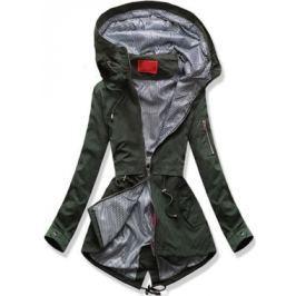 Női átmeneti kabát Q16 zöld