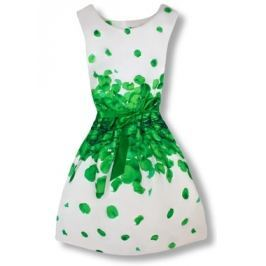 Elegáns női ruha 1440 zöld
