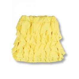 Női szoknya 3548 sárga