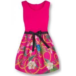 Elegáns női ruha 2634 rózsaszín