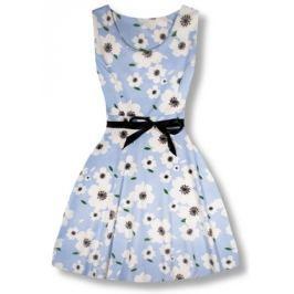 Elegáns női ruha 2638 kék