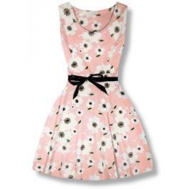 Elegáns női ruha 2638 rózsaszín