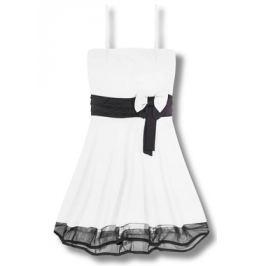 Elegáns női ruha 2637 fehér