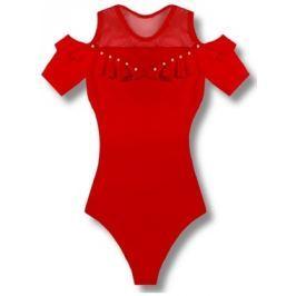 Női body 9284 piros