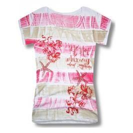 Női póló 0295 rózsaszín