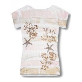 Női póló 0295 bézs