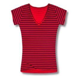 Női póló 9623 piros