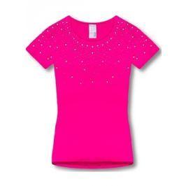 Női póló 662 rózsaszín