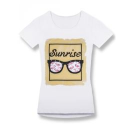 Női póló 0296 fehér
