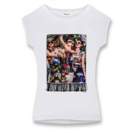 Női póló 9079 fehér