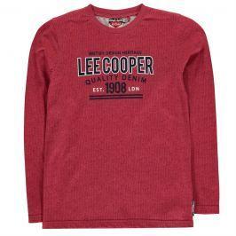 Fiúk póló Lee Cooper