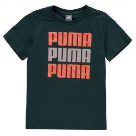 Fiúk póló Puma