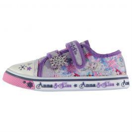 Lányok fagyasztott cipők karakter
