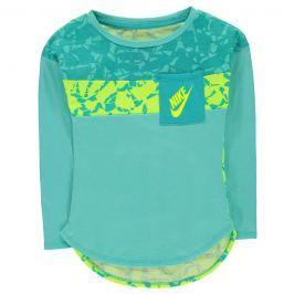 Lányos stílusos Nike póló
