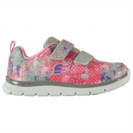 Lányok divatos Skechers cipő