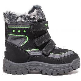 Téli gyerek lábbeli Alpine Pro