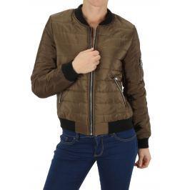 Női őszi kabát bombázó HF Fashion