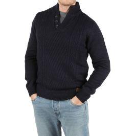 Férfi pulóver viseltes
