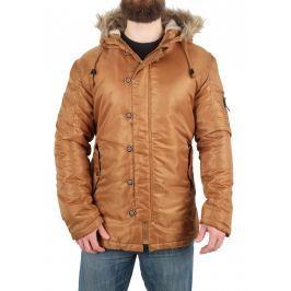 Soul Star férfi téli kabát