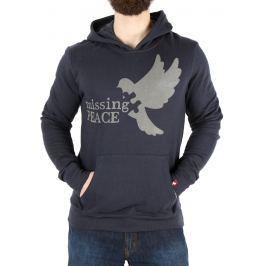 Kapucnis pulóver Hiányzó Béke