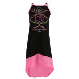 Lányos stílusos Hello Kitty ruha