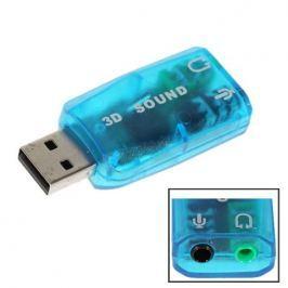 USB Hangkártya Virtual 5.1