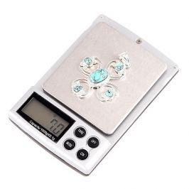 Digitális ékszermérleg elektronikus ékszer mérleg konyha mérleg 1000g