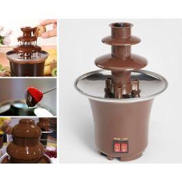 Emeletes csokiszökőkút csokoládé szökőkút