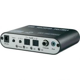 Digitális-analóg audio konverter DAC 5.1 DTS, DD, Dolby ProLogic II