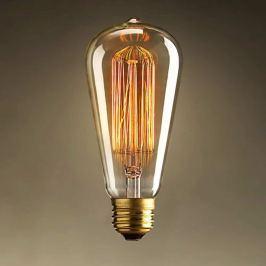 Retro antik Edison stílusú izzó
