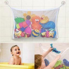 Multifunkciós fürdőszobai gyerek játék tároló