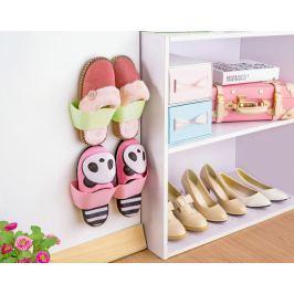 Falra helyezhető cipőtartó
