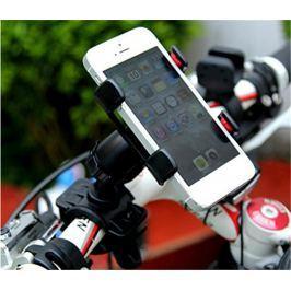 360 fokban forgatható kerékpárra szerelhető mobiltartó