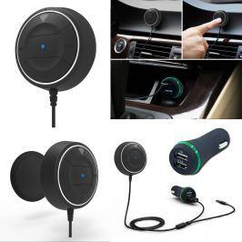 Felragasztható autós bluetooth NFC kihangosító