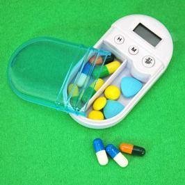 Gyógyszer adagoló Időzítővel