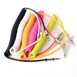 Nyújtható spirális jack kábel
