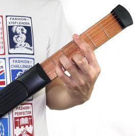 Hordozható zseb gitár