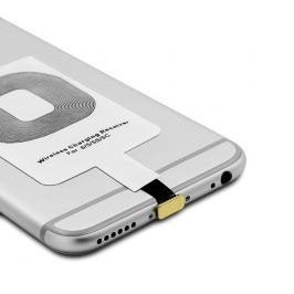QI hátlap adapter iPhone 6S Plus/6 Plus készülékhez