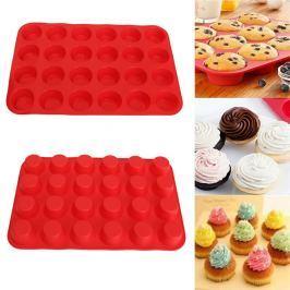 24 rekeszes muffin sütőforma