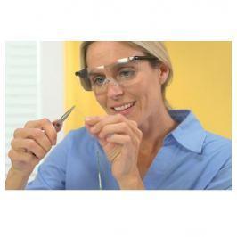 Nagyító lencsés szemüveg