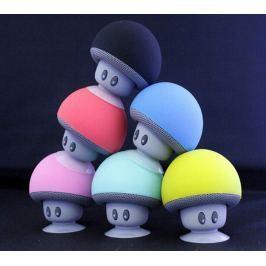 Egyedi formatervezésű cuki színes Bluetooth hangszóró, mikrofonnal
