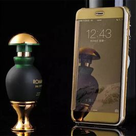 Elegáns Formatervezésű Flip Tok Iphone Telefonokhoz