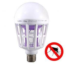 LED izzó elektromos rovarcsapdával