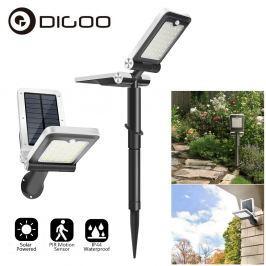 Digoo DG-SST-1 mozgásérzékelős, napelemes, vezeték nélküli LED lámpa