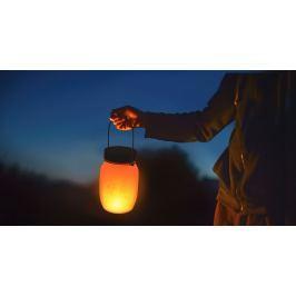 Napelemes LED Táncoló lángok hangulatfény