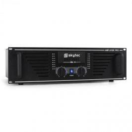 Skytec AMP–1500 PA–erősítő 2400W fekete végfokerősítővel
