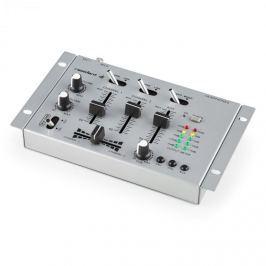 Resident DJ 3/2-csatornás DJ mixpult Auna TMX-2211, talkover, party