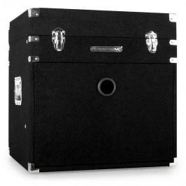 """Omnitronic Kombinált szekrény, filcbevonattal, rack táska, 48cm (19"""")"""