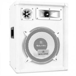 Malone PW 1022 PA hangfal 400 W teljesítménnyel, fehér