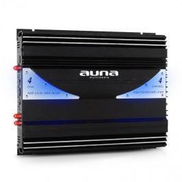 Négycstornás Auna AMP-CH04 2800W auto-erősítő